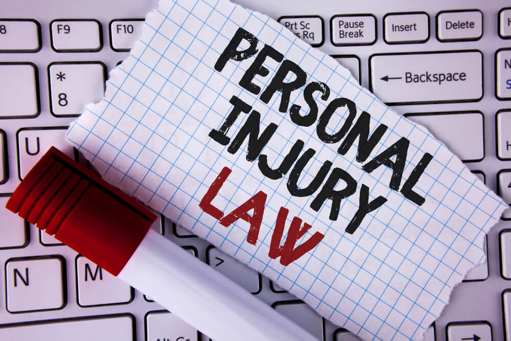 Stages of a Personal Injury Case